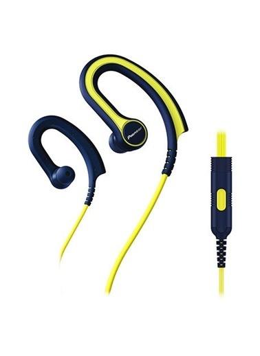 Pioneer SE-E711 T-Y Kulakiçi Mikrofonlu Kulaklık Sarı